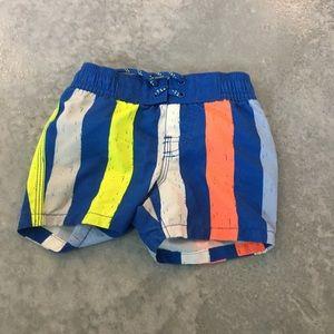 c6c9651046 Boys toddler Gap Disney swim trunks 6-12M